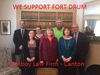 CMBK Canton Supports Fort Drum
